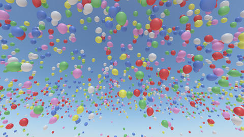 balloon aa HD Stock Video Footage