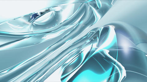 Liquid Water Chr Tb e HD Animation