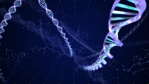DNA AA HD Stock Video Footage