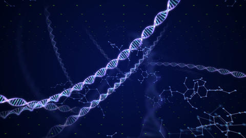DNA AA HD Animation