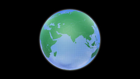 Earth A c A HD Stock Video Footage