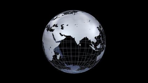 Earth F a A HD Animation