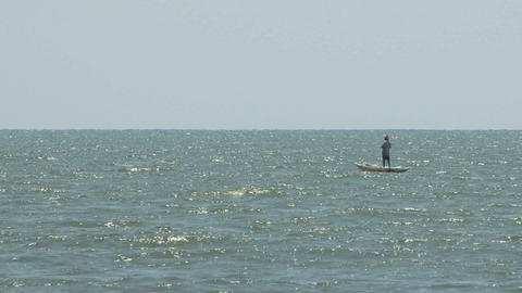 Fishing Stock Video Footage