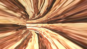 moving in wood text tunnel hole Stock Video Footage
