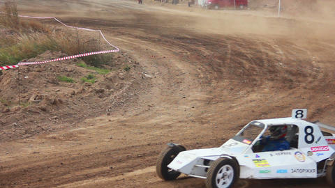 Autocross Buggy Footage