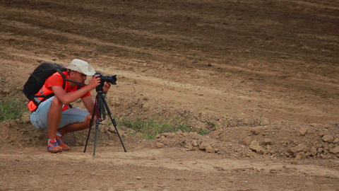 Photographer Footage