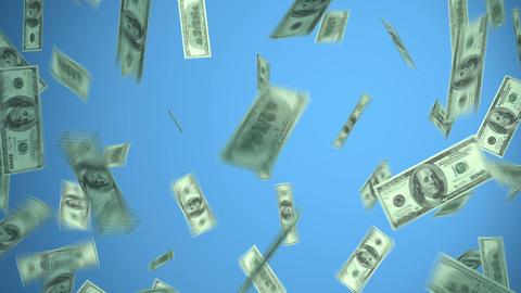 dollars explosion hd, big money Stock Video Footage
