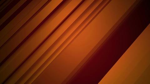 orange ramp line Stock Video Footage