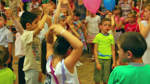children party Stock Video Footage