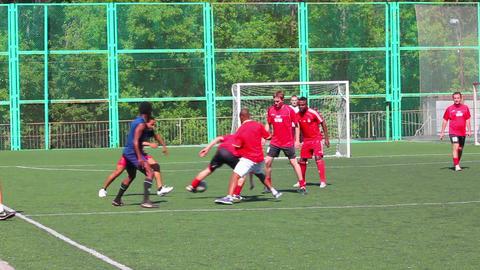 football game Footage