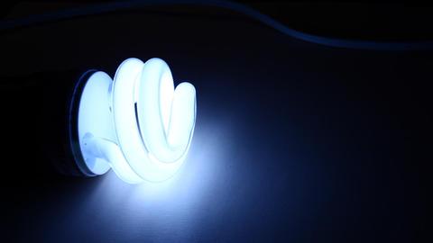 Cfl bulb Footage
