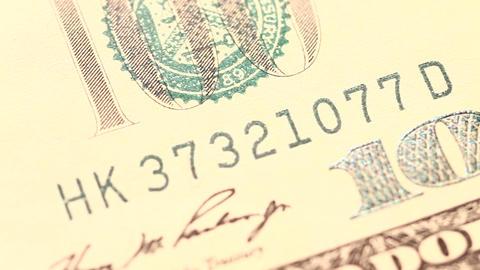 US Dollar Stock Video Footage