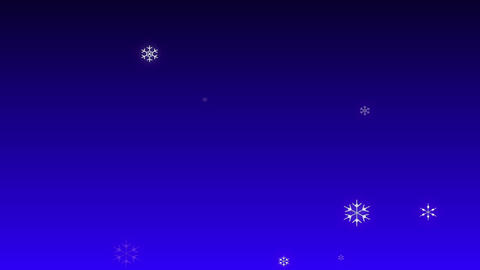 Snow Blue Stock Video Footage