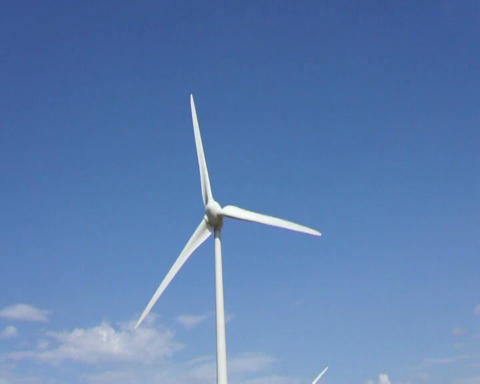 german windpower Stock Video Footage
