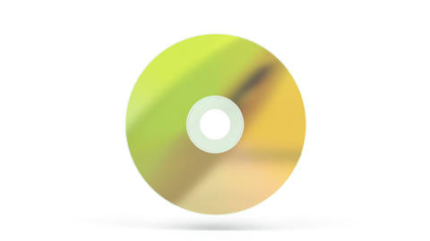 Compact disc Animation