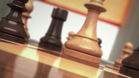 Checkmate Stock Video Footage