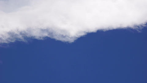 Clouds Pan Stock Video Footage