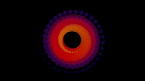 circle color rotation Animation
