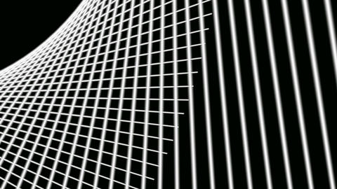 grid white line Stock Video Footage