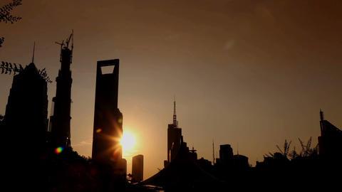 sunset HD Footage