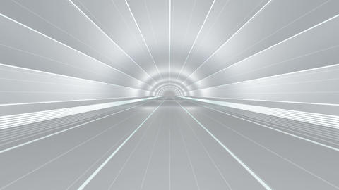 Tunnel tube road c 4c 1 HD Stock Video Footage