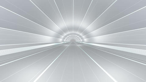 Tunnel Tube Road C 4c 1 HD stock footage