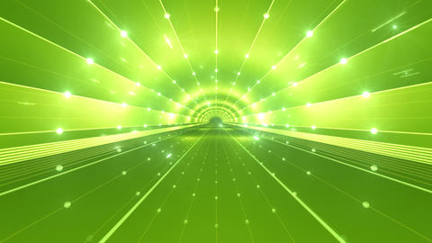 Tunnel tube road c 4d 3 HD Stock Video Footage