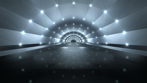 Tunnel tube road a 4c 1 HD Stock Video Footage