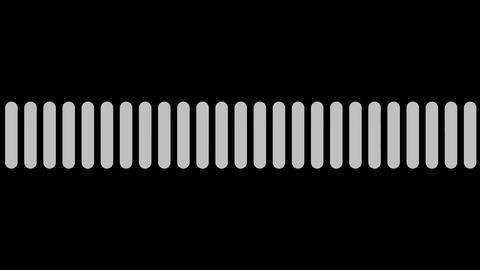audio black & white Stock Video Footage