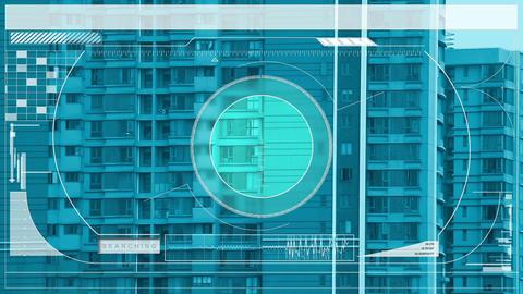 house surveillance Stock Video Footage