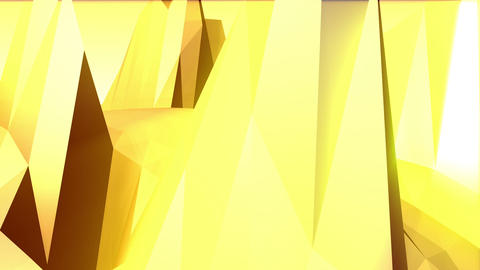 Geometric Mountain 1 Stock Video Footage