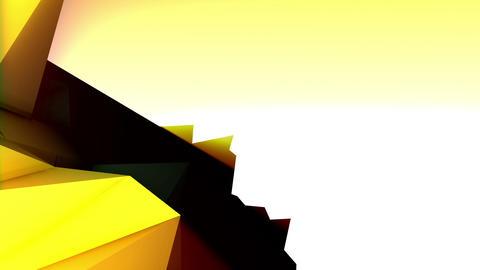 Geometric Mountain 9 Stock Video Footage