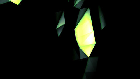 Diamond Background 3 Stock Video Footage