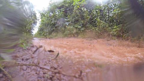 Mountain bike Stock Video Footage
