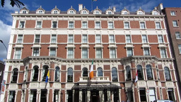 Dublin Architecture 3 Stock Video Footage