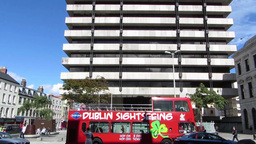 Dublin Architecture 5 Footage
