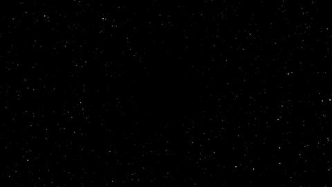 Star Field Space flash a 1b HD Stock Video Footage