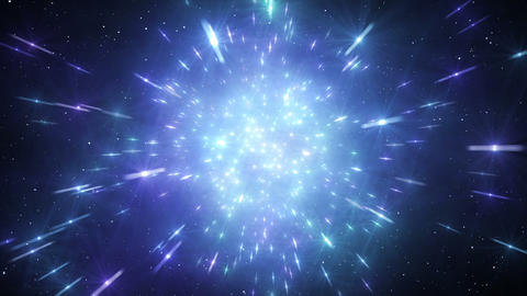 Star Field Space flash a 1b HD Animation