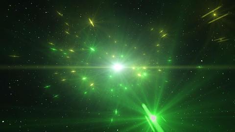 Star Field Space flash b 1b HD Stock Video Footage