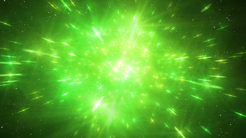 Star Field Space flash b 1b HD Animation