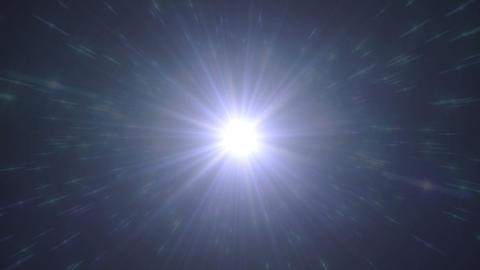Star Field Space flash b 4a HD Stock Video Footage