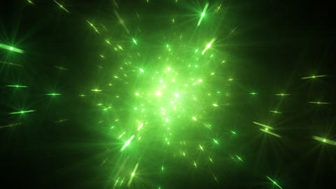 Star Field Space tunnel a 4a HD Stock Video Footage