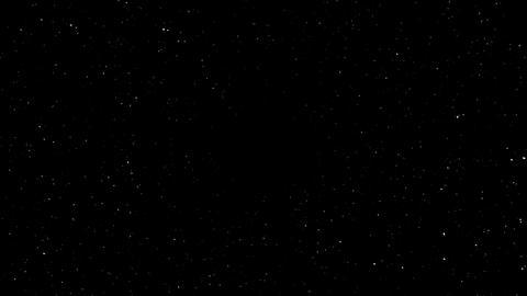 Star Field Space tunnel b 1b HD Stock Video Footage