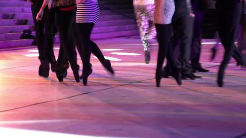 Ballet Performans Art HD Stock Video Footage