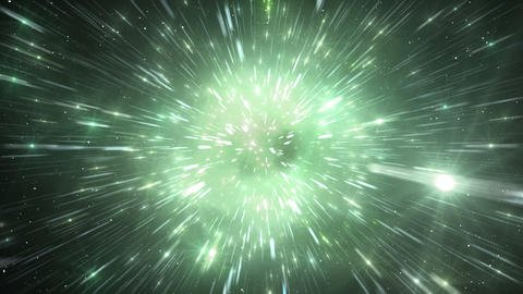 Star Field Space flash a 1c HD Animation