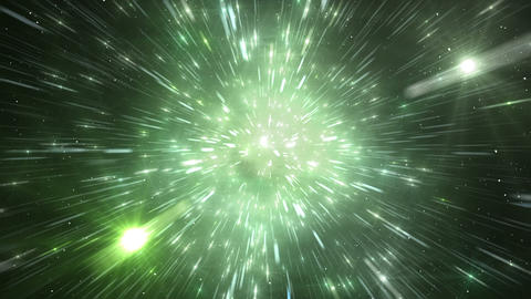 Star Field Space flash a 1c HD Stock Video Footage