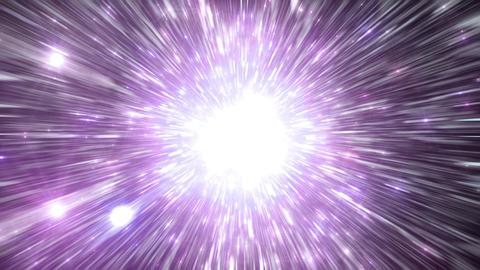 Star Field Space flash a 3b HD Stock Video Footage
