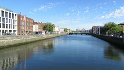River Liffey 1 Footage