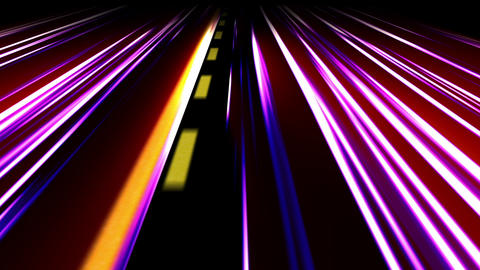 Traffic Lights 05 Stock Video Footage