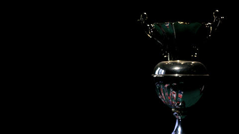 Poker's Cup Stock Video Footage